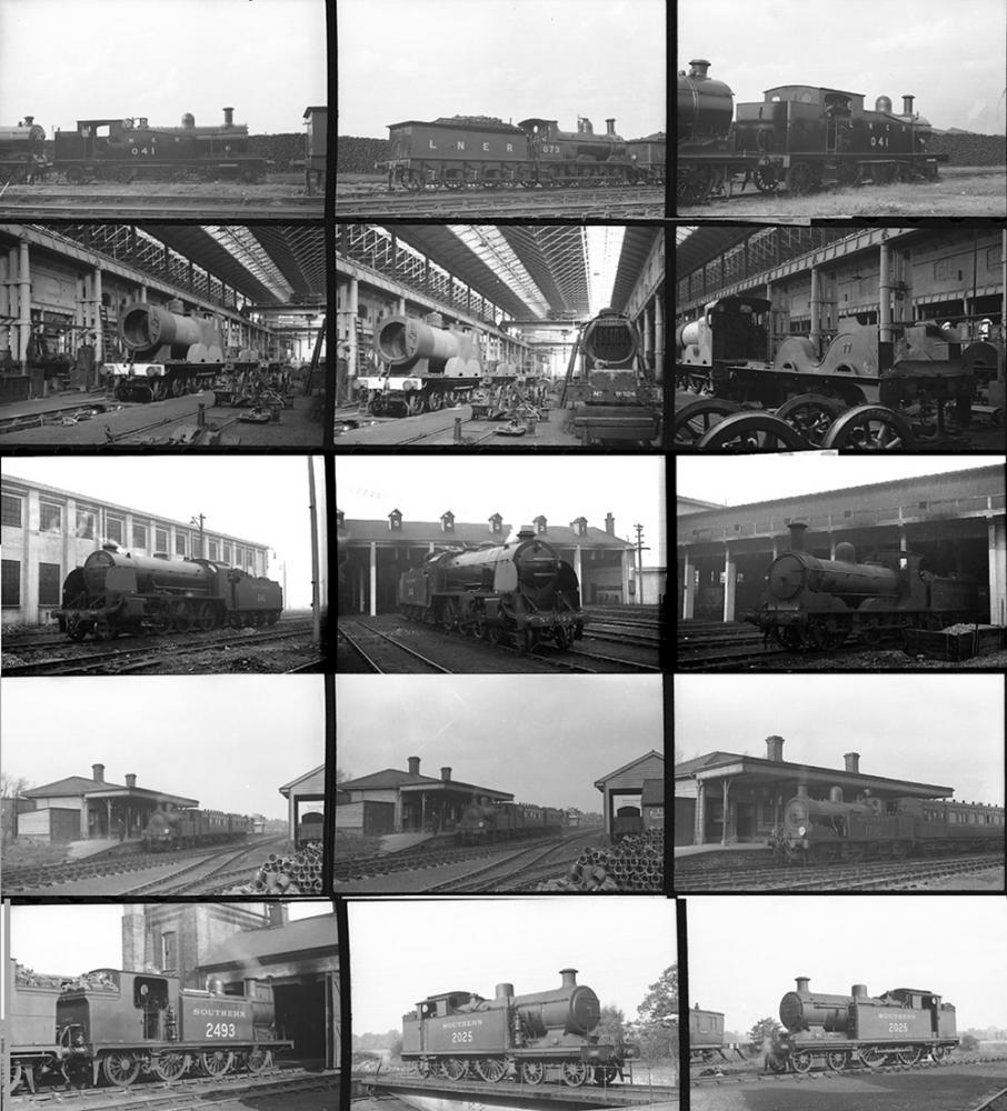 Approximately 104 35mm Negatives. Taken In 1937/38