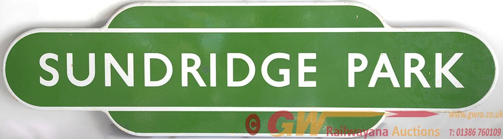 Totem BR(S) SUNDRIDGE PARK Fully Flanged, Light