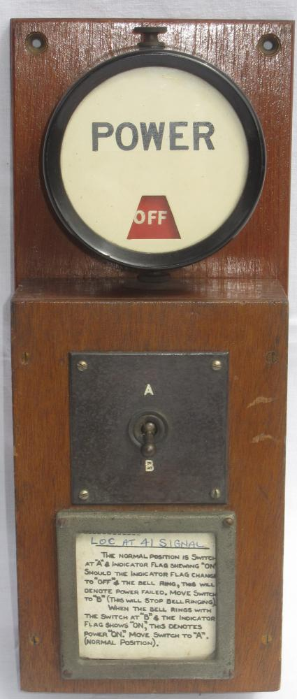LMS Power Indicator In Excellent Ex Box Condition.