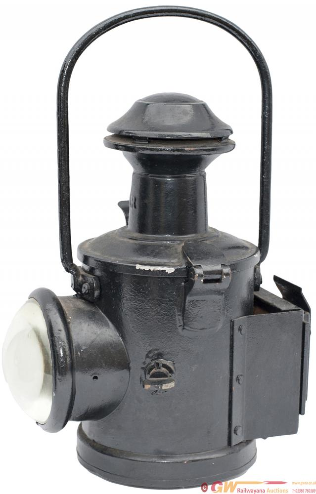 BR(E) Locomotive Headlamp Complete With Red Flip