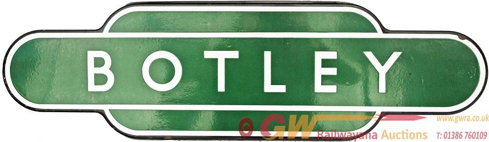 Totem BR(S) BOTLEY F/F Dark Green. Ex L&SWR