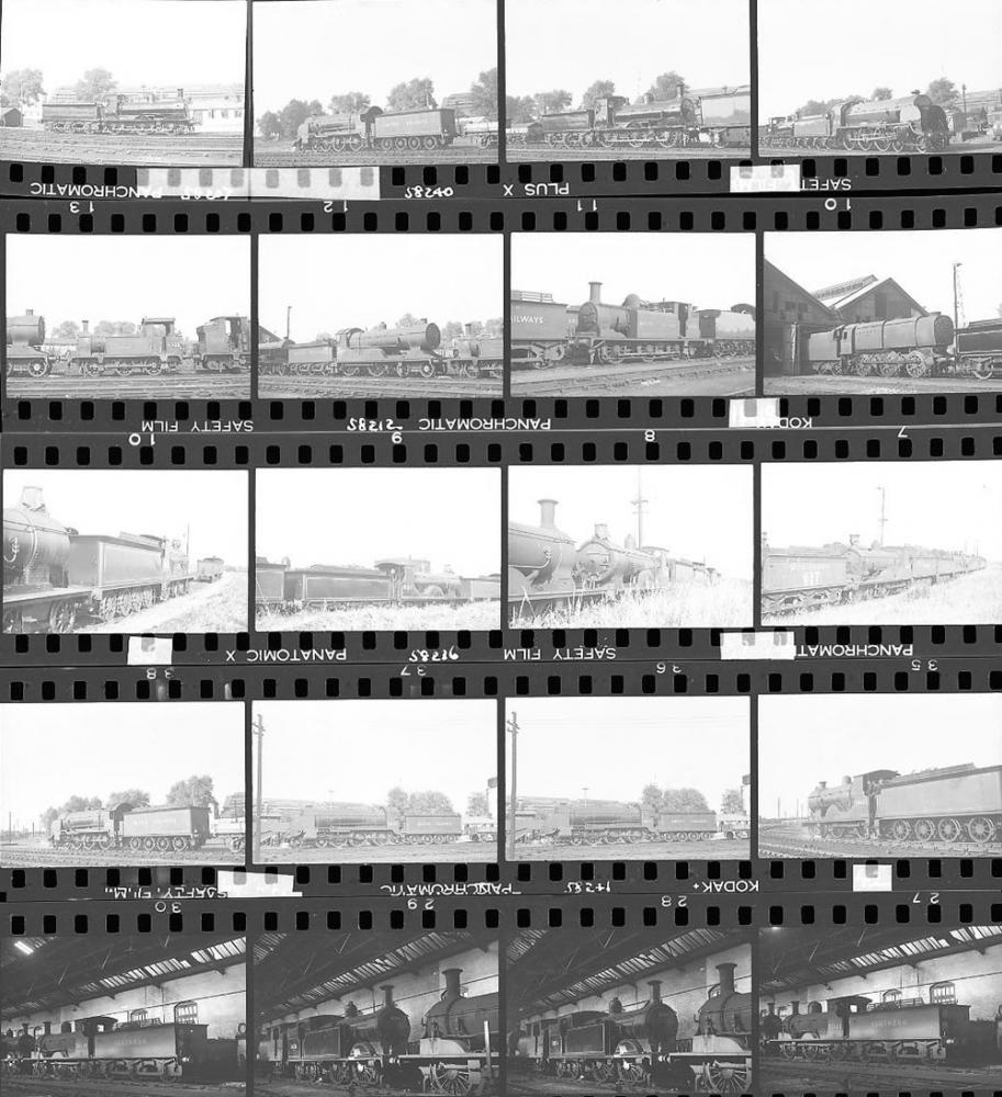 Approximately 75, 35mm Negatives. Includes