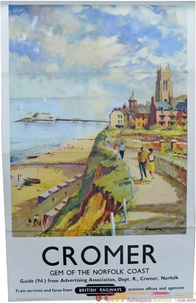 BR 'Cromer - Gem Of The Norfolk Coast' By Wesson,