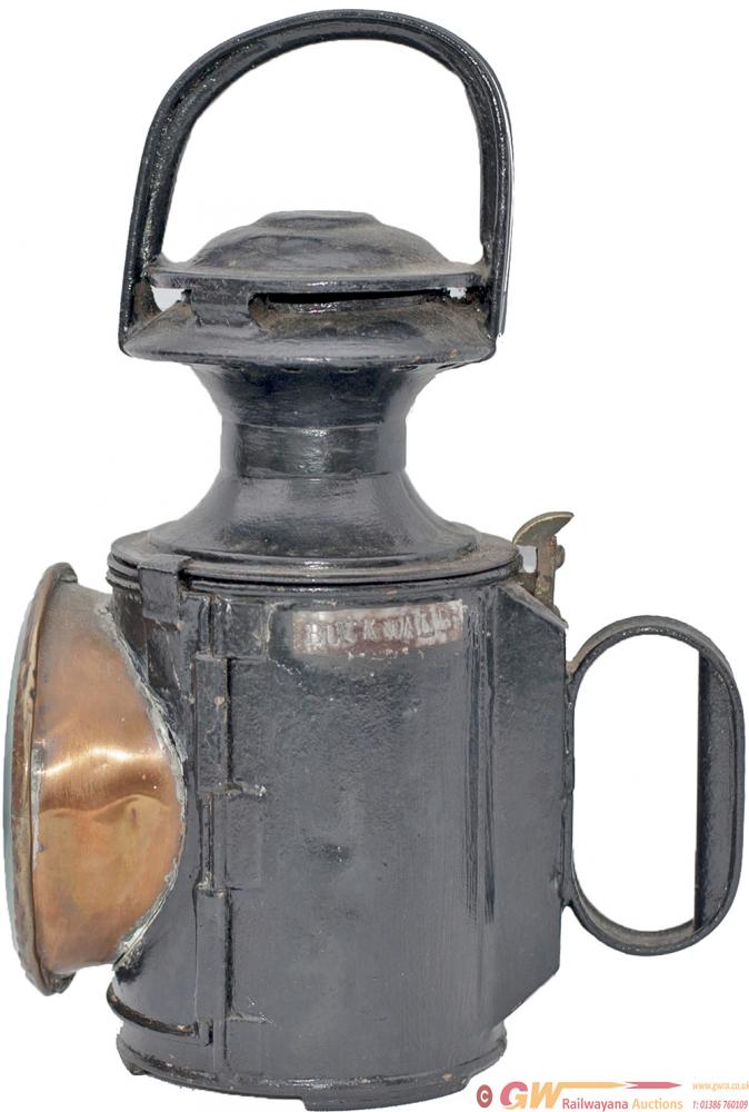 North Staffordshire Railway 3 Aspect Handlamp