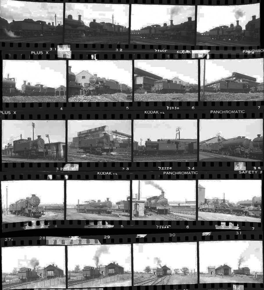 Approximately 145, 35mm Negatives. Includes