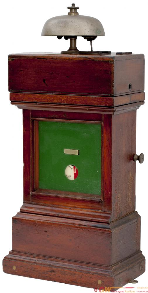 GWR Crossing Keepers Instrument Complete With Top