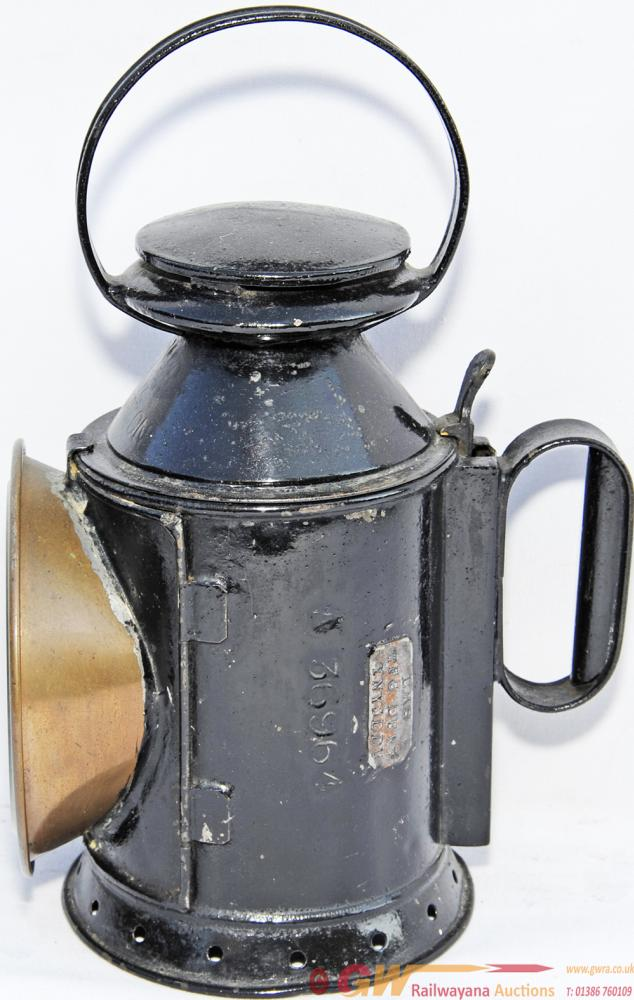 L&NWR 3 Aspect Guards Handlamp No a36964. Bears A