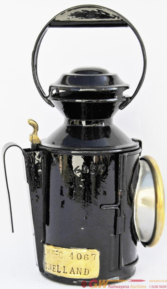 LNER Lamp GCR Pattern Brass Plated LNE- c4067