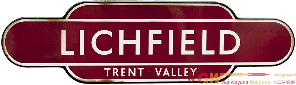 Totem BR(M) FF LICHFIELD TRENT VALLEY From The