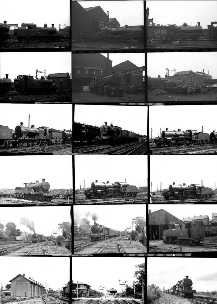 Approximately 108 35mm Negatives. Taken In 1938