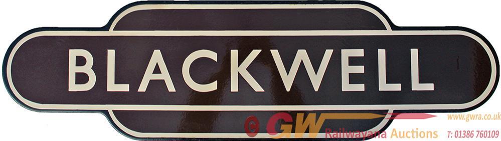 Totem BR(W) BLACKWELL, Fully Flanged. Ex Midland