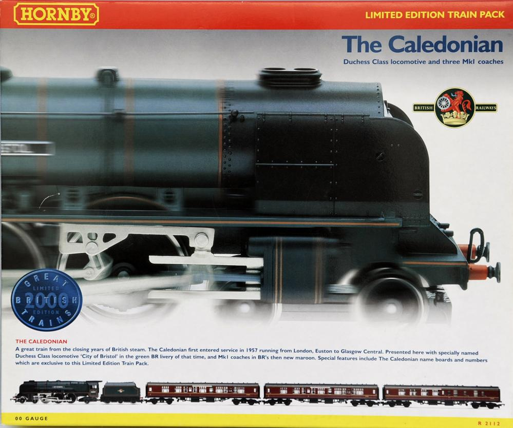 Hornby 00 Gauge Limited Edition Train Pack The