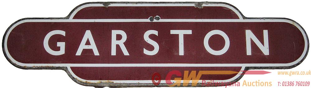 Totem BR(M) 'GARSTON' F/F. Ex CLC Station Between