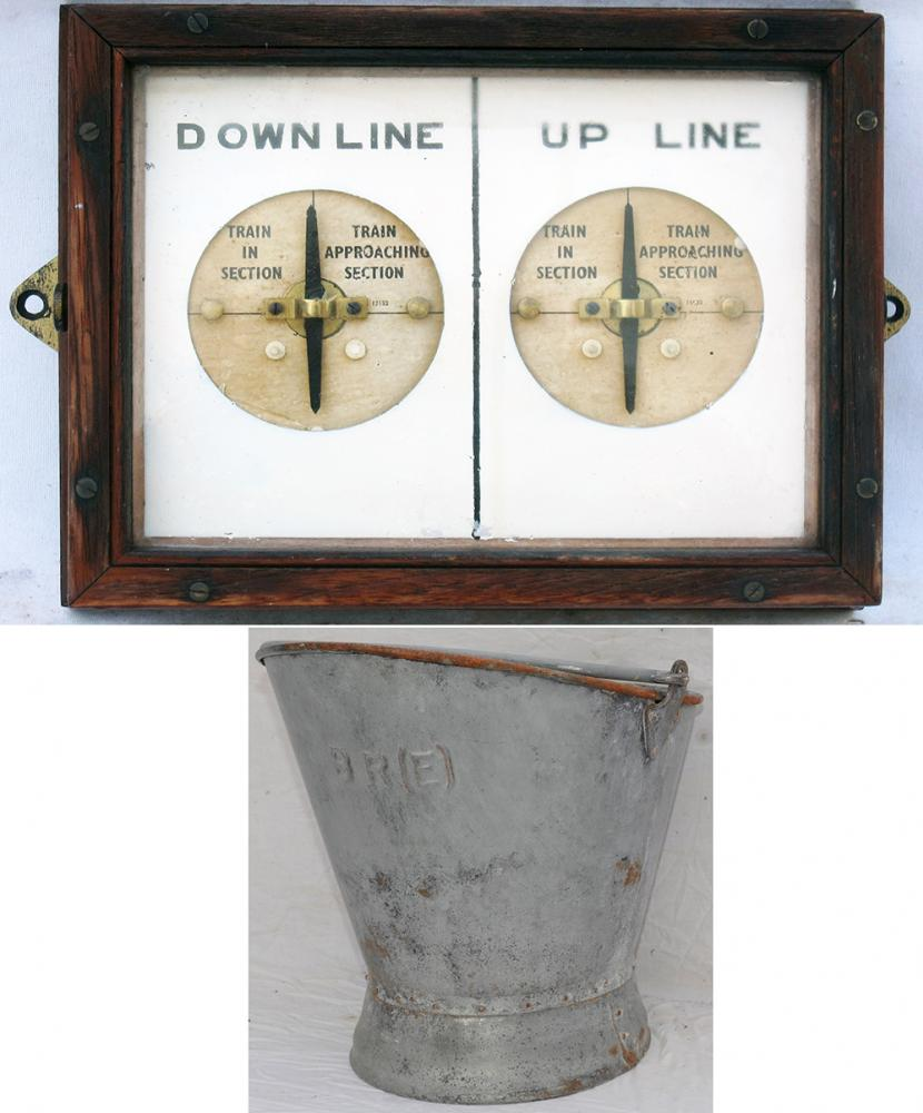 LNER Double Line CROSSING INDICATOR Together With