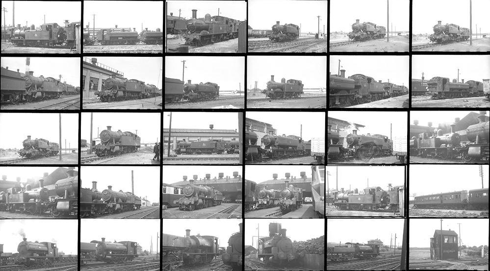 Approximately 71 35mm Negatives. Taken In 1958