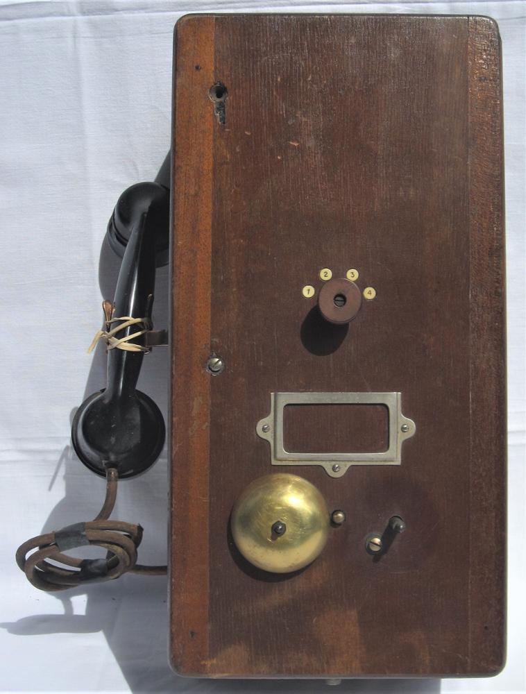 GWR Signal Box Control Telephone. In Good General