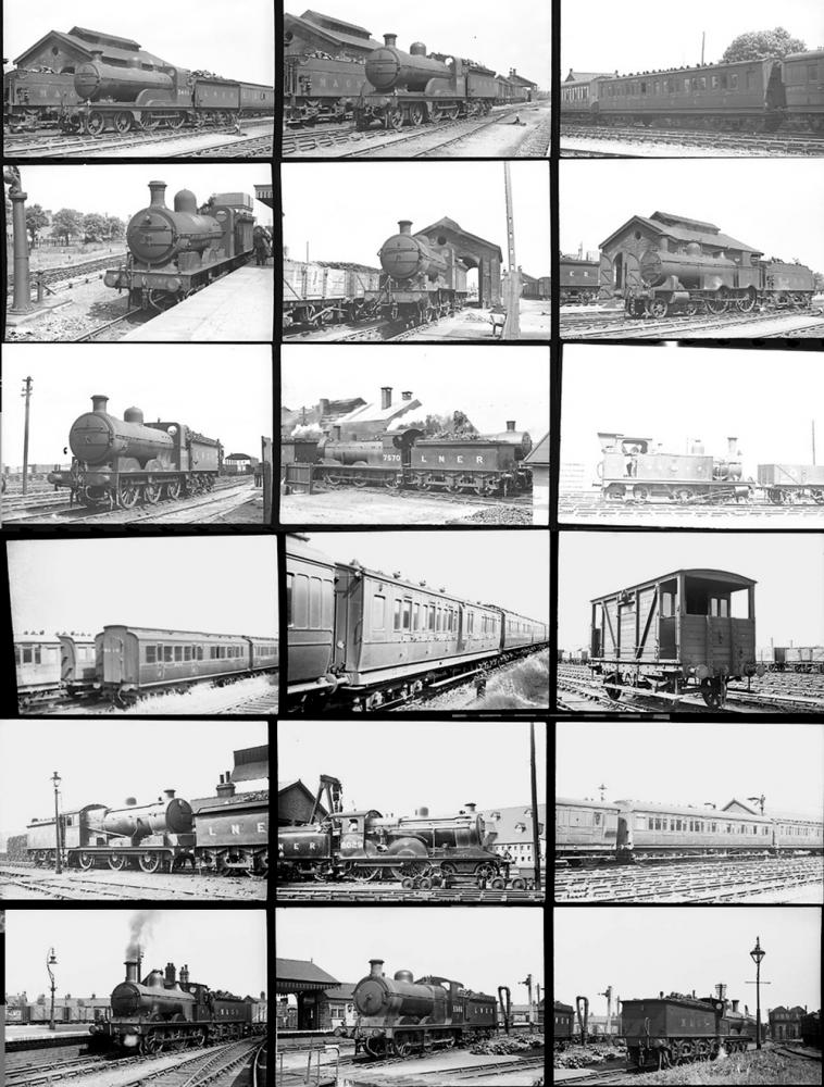 Approximately 124 35mm Negatives. Taken In 1937