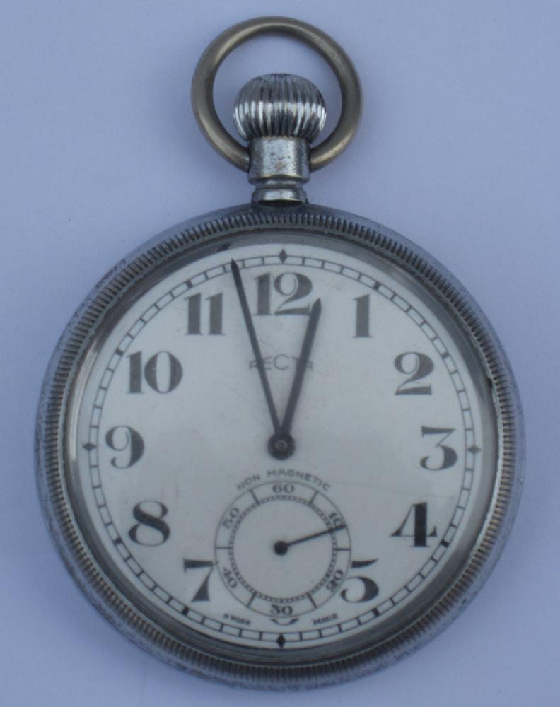 BR(S) Guards Pocket Watch Engraved BR(S) 5690.