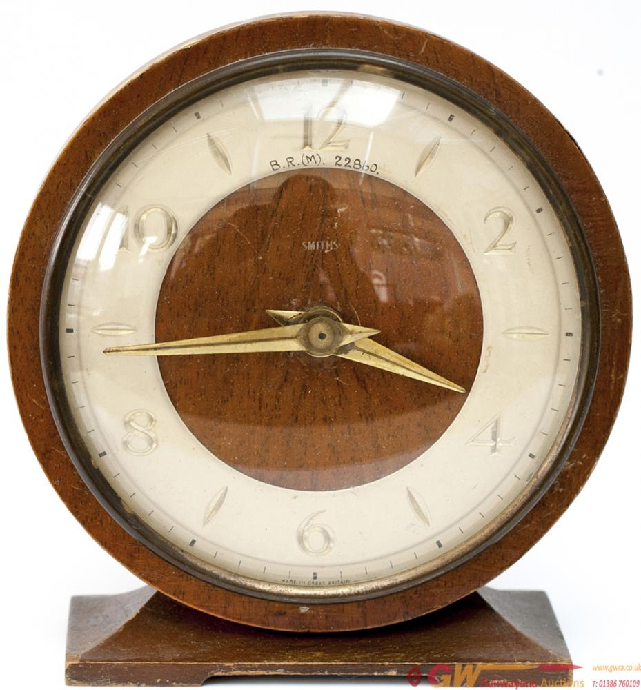 British Railways Midland Region 5in Dial Mantle