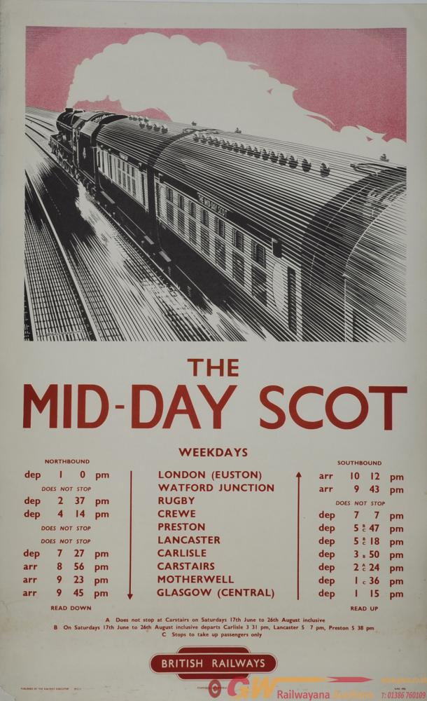 Poster BR(LM) The Mid-Day Scot