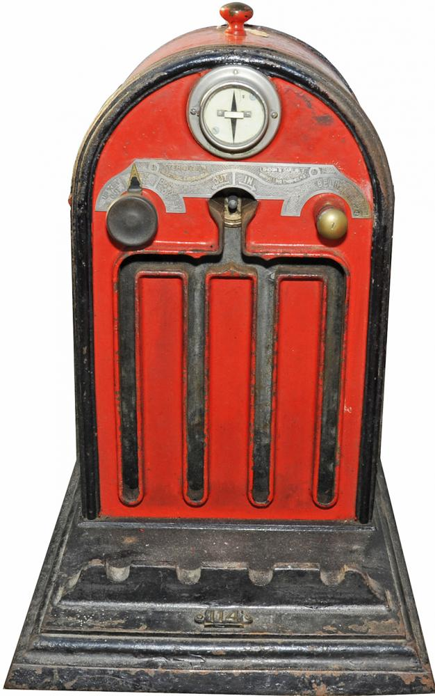 GWR Tyers No 9  Single Line Token Instrument With