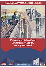 Railwayana Auction May 2013