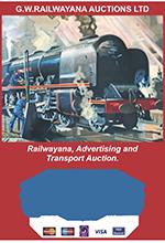 Railwayana Auction November 2012