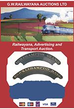Railwayana Auction May 2012