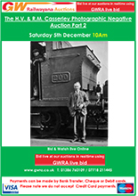Railwayana Auction December 2020