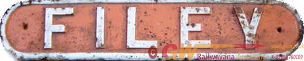 LNER Seatback