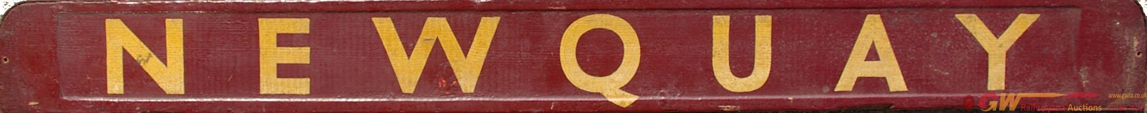 Carriage Board NEWQUAY - PAR. Wooden Construction