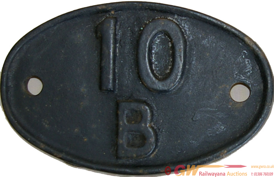 Shedplate 10b, Preston Until 1958 And Then