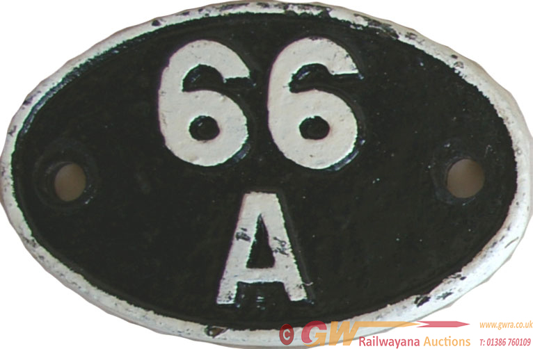 Shedplate 66a, Polmadie From 1948 Until March