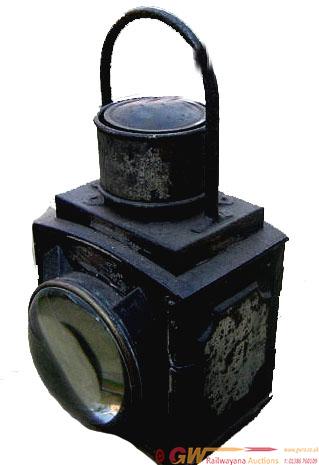 Lynton & Barnstaple Railway Headlamp Manufactured