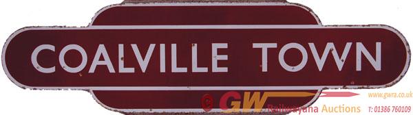Totem BR (M) COALVILLE TOWN, H/F. Ex Midland