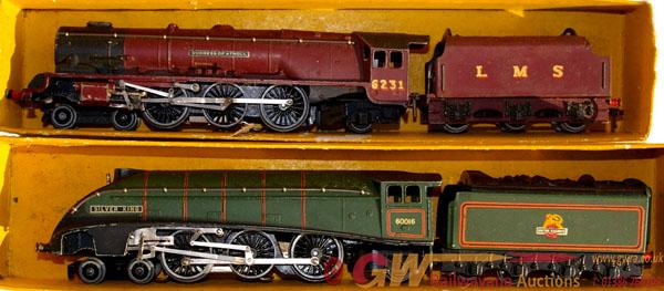 Hornby Dublo 00 Gauge, 3 Rail, Unboxed Locomotive