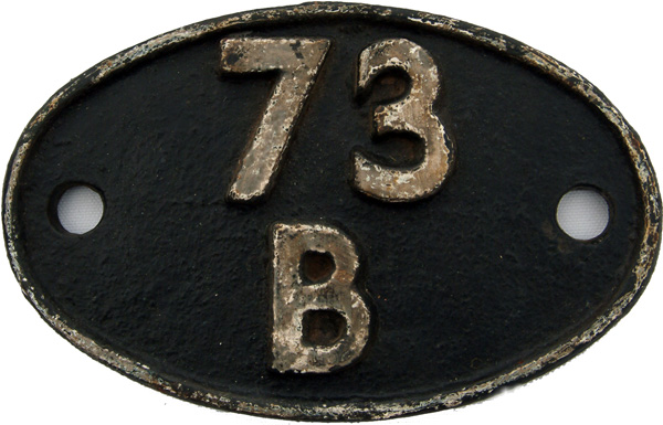 Shedplate 73b, Bricklayers Arms From 1948 Until