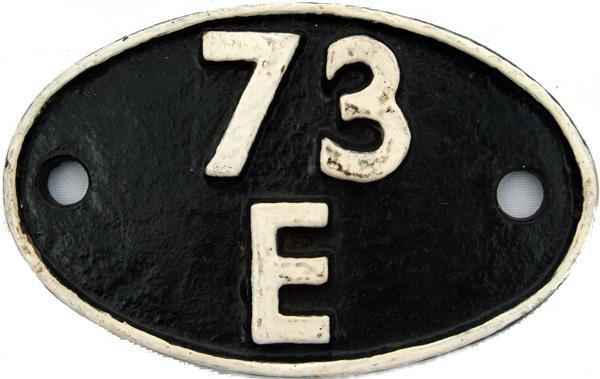 Shedplate 73e, Faversham From 1948 Until January