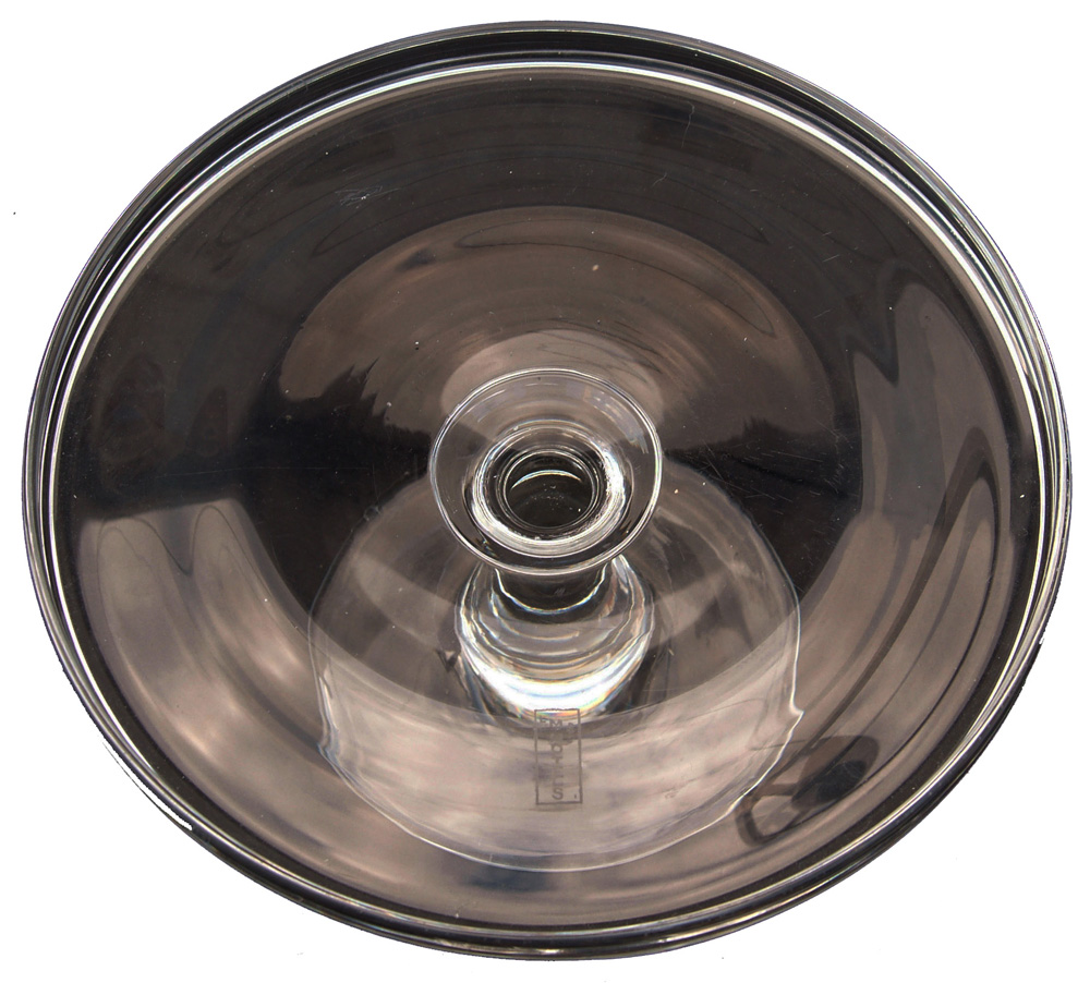 LMS Hotels Glass Cake Stand Standing 6