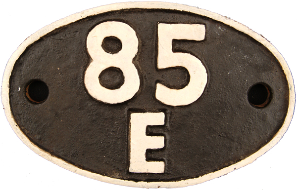 Shedplate 85e, Gloucester Barnwood Until January
