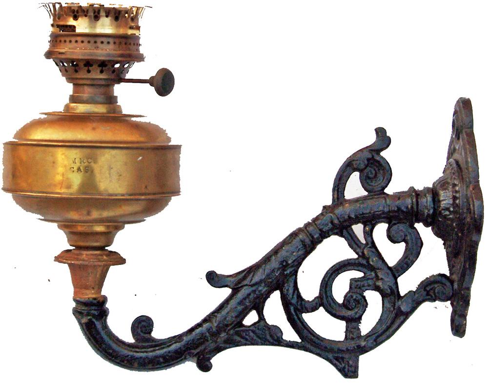 Midland Railway  Signal Box Wall Mounted Lamp, The