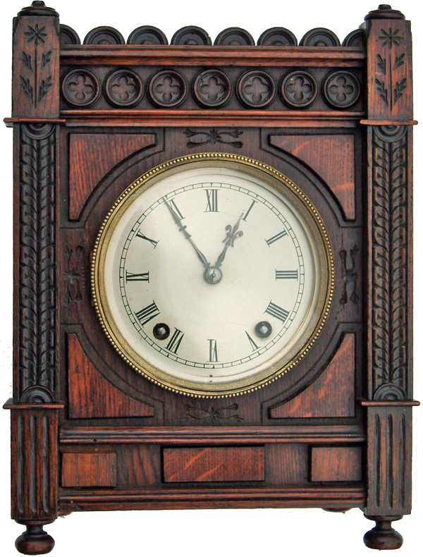 North Eastern Railway, Bracket Clock With A Going