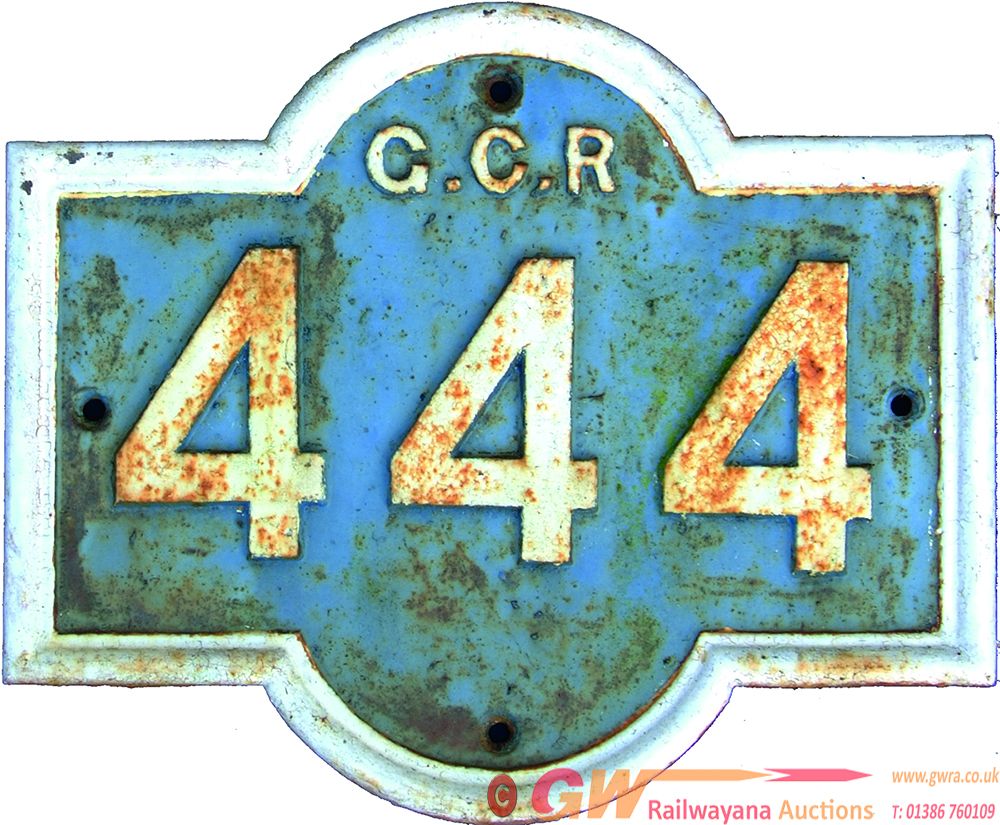 Great Central Railway C/I, Target Shaped