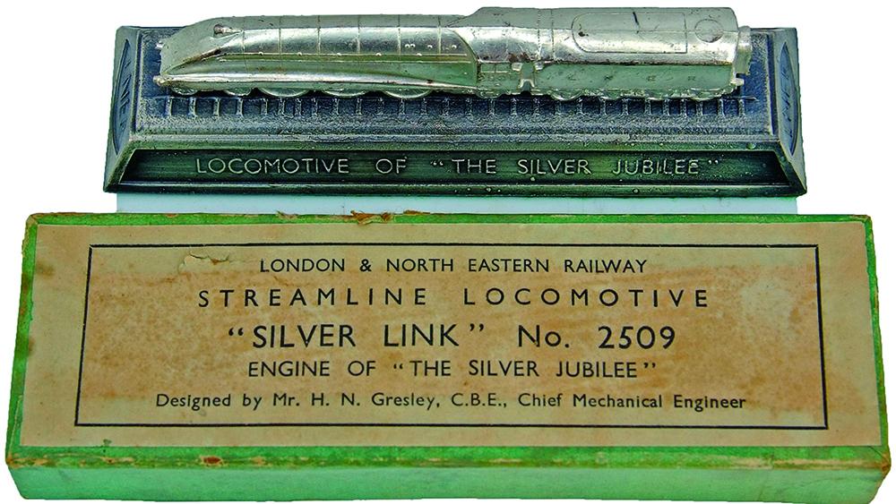 London & North Eastern Railway Complimentary