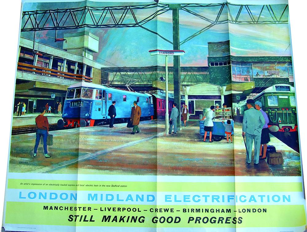 Poster 'Still Making Good Progress - London