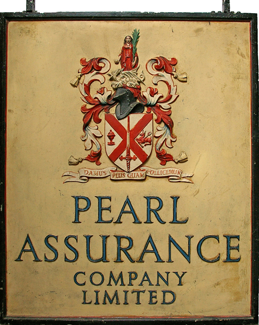 Pearl Assurance Company Limited, Large Steel,