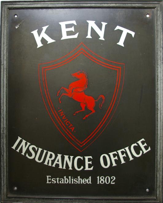 Kent Insurance Office Established 1802