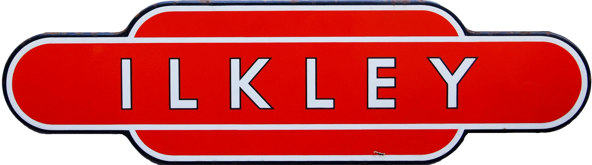 Totem, BR(NE) ILKLEY, F/F. Ex  Otley And Ilkley
