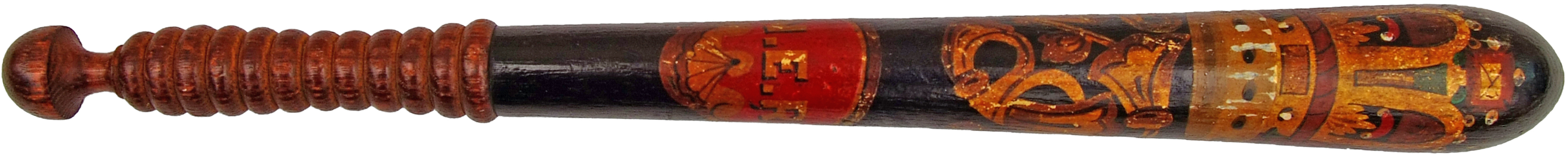 North Eastern Railway Police Truncheon. An Early