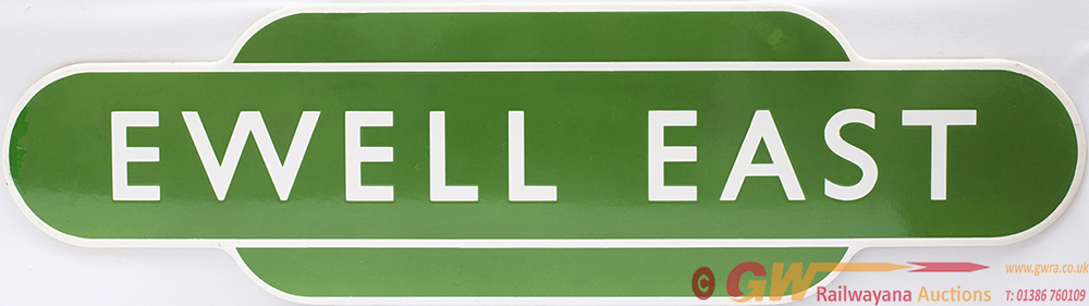 Totem BR(S) FF Light Green EWELL EAST From The